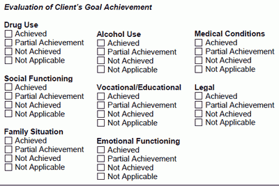 Evaluation of Client